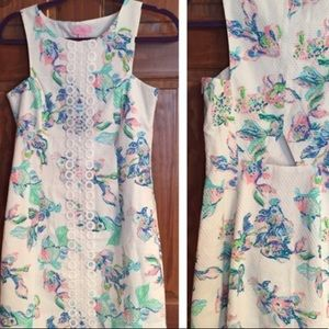 Lilly dress with back cut out